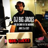 DJ Big Jacks - Live On Sway In The Morning (June 21st 2017)