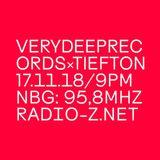 VERYDEEPRECORDSxTIEFTON 17/11/2018 @ RADIO Z *NO SPECIAL*
