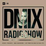 WEEK41_2018_Oscar L Presents - DMix Radioshow - Live from The Bpm Festival (PT)