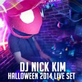 DJ Nick Kim - Halloween 2014 Live mix set