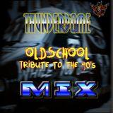 Thunderdome Oldschool Tribute to da 90's Mix