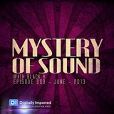 Black 8 - Mystery Of Sound - Episode 003 - June - 2013 @DI.FM