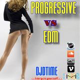 PROGRESSIVE HOUSE VS EDM