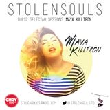 Maya Killtron - StolenSouls Radio, Guest Selectah Sessions  - Sept. 3, 2014
