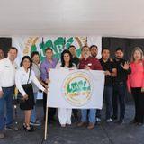 Brigada Universitaria UABC CONTIGO en San Felipe.