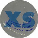 Mixmaster Morris @ XS Club Frankfurt 4/92 pt1