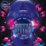 Hardstyle Yearmix 2014 mixxed by PAKU