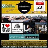 In My House Radio Show - 23/04/17 - Radio Saltire - Jay Allen (Chicago) [Guest Mix]