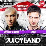 JuicyLand #108 - Guestmix edition: Justin Prime & Emzy