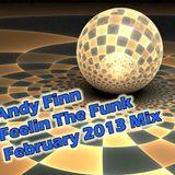 Andy Finn 'Feelin The Funk' Mix!