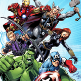 Komiksové bubliny 7 (19. 12) - Avengers