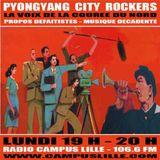평양 City Rockers #025 spécial Lapin Blanc (05-06-2017)