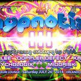 LIVE at Hypnotix III July 26th 2014