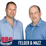 Felger & Mazz: Patriots Options at the NFL Draft and the Red Sox Extra Innings Win over the Marlins