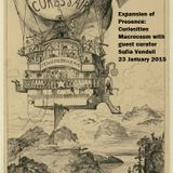 Expansion of Presence: Curiosities Macrocosm with guest curator Sofia Vondell