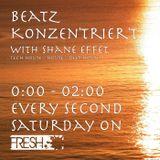 Beatz Konzen'Trier't #002 with Shane Effet