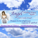 Angel Healing House Radio with Claire Candy Hough: Starting Afresh