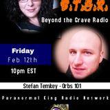 Beyond the Grave Radio Guest Stefan Temkey