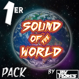 1ER PACK - SOUND OF THE WORLD (BY JAY FLORES)