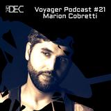 Voyager Podcast #21 - Marion Cobretti