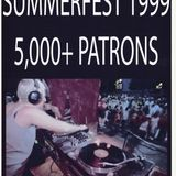 Summerfest Disco Stage - 1999 - Live Vinyl Set