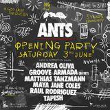 Maya Jane Coles @ Ants Opening Party, Ushuaïa Ibiza - 03 June 2017