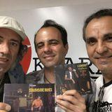 Entrevista a Leandro Yanguas  y a Daniel de Vita en su visita al II Festival de Blues de Valencia