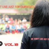 FFRADIO - Vol 16 - WE DONT LIVE JUST FOR OURSELVES