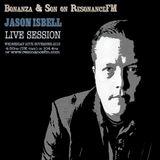 Bonanza & Son On ResonanceFM: Jason Isbell & Amanda Shires live session 20th November 2013