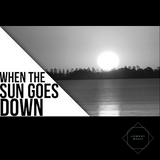 When the sun goes down - deep tech house mix
