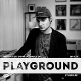 2015-05-16 - Motor City Drum Ensemble - Playground, Studio Brussel