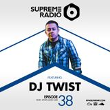 Supreme Radio: Episode 38 - DJ Twist
