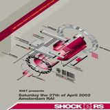 Vitalic @ Shockers - RAI Center Amsterdam - 27.04.2002
