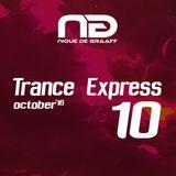 Trance Express 10 [october '16]