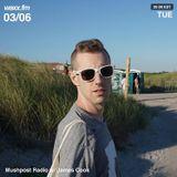 Mushpost Radio w/ James Cook on @WAXXFM - 03/06/18