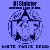 Dj-Sinister - Turn on, Tune in, Drop out Show - Live Mix for Knite Force Radio - 6-09-2018