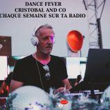 Le podcast de Dance Fever avec Ernie Vinyl, Mickandtess, The Lordofthemix et Cristo