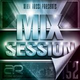 Alex Rossi - Mix Session 152 (Oct 2k15)