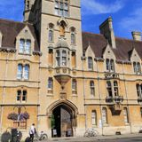 Balliol welcomes its first female master in 755 years