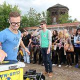 Alphabet Soup, Tilos Radio 90.3FM 05/08/2012