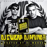 DJ Sweap & DJ Pfund 500 - BADA BING! Mixtape - Hosted By DJ Maxxx