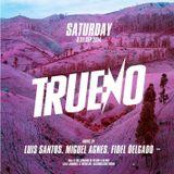 Trueno Madrid 27/09/2014