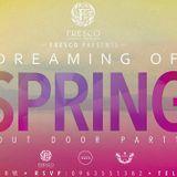 20150411 Dreaming Of Spring @ Fresco Restaurant Bar  (Taichung)