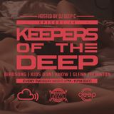Keepers Of The Deep Ep 44 w/DJ Birdsong (Bremen), Kids Don't Know (Reykjavik), & Glenn Thornton (NJ)