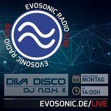 Diva Disco vom 10.9.2018 mit DJ N.O.X.II aka Heiko Deucker