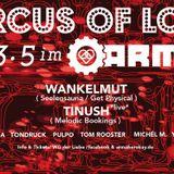 Pulpo - Circus of Love @ Weinkirche & Arm 03.05.2014 (Tingeltangel)
