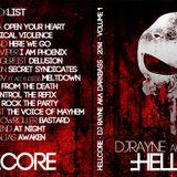 Dj Rayne Aka DarkBass - HellCore (Vol.1)