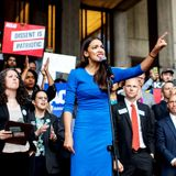 Uptown Justice — A Tribute to the Campaign of Alexandria Ocasio-Cortez