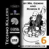 Techno Killers by Mr. Gemini and Rowen X-vol6