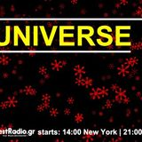 Anthony Mea Special Guest Mix for Sound Universe #13 hosted by Ali Ayhan @ Westradio.gr 04.01.13